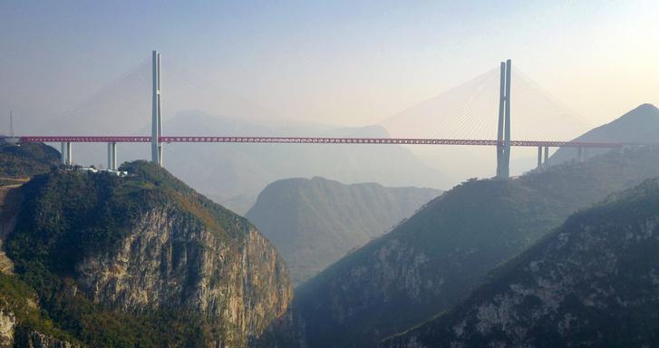 legmagasabb híd