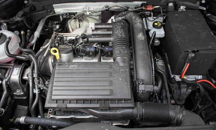 Ha a forgalmi helyzet engedi, két hengert lekapcsol az 1,4-es TSI motor