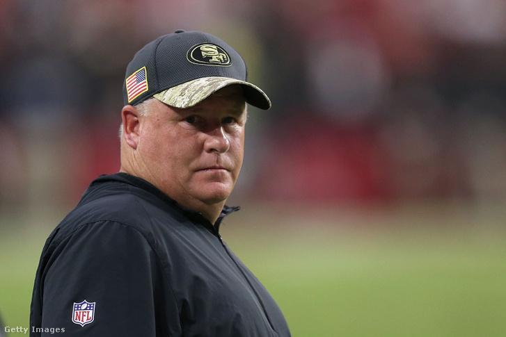 Chip Kellynek lehet, hogy ez volt az utolsó éve az NFL-ben