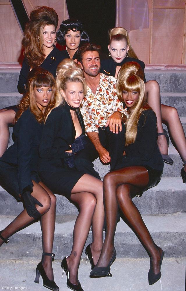 George Michael halálhíre kapcsán ritkán látott fotók kerültek elő