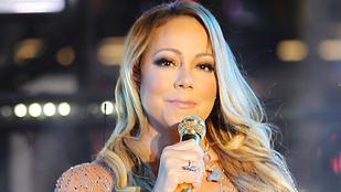 Mariah Carey szilveszteri leégése miatt eltűnik a közösségi médiából