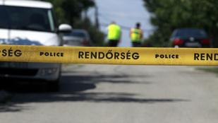 Zsilipbe szorult holttestet találtak Vilonyánál
