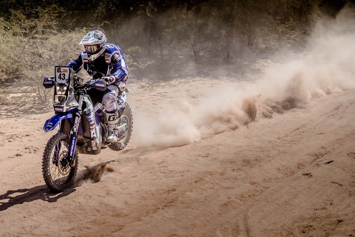 Rodney Fagotter (Yamaha)