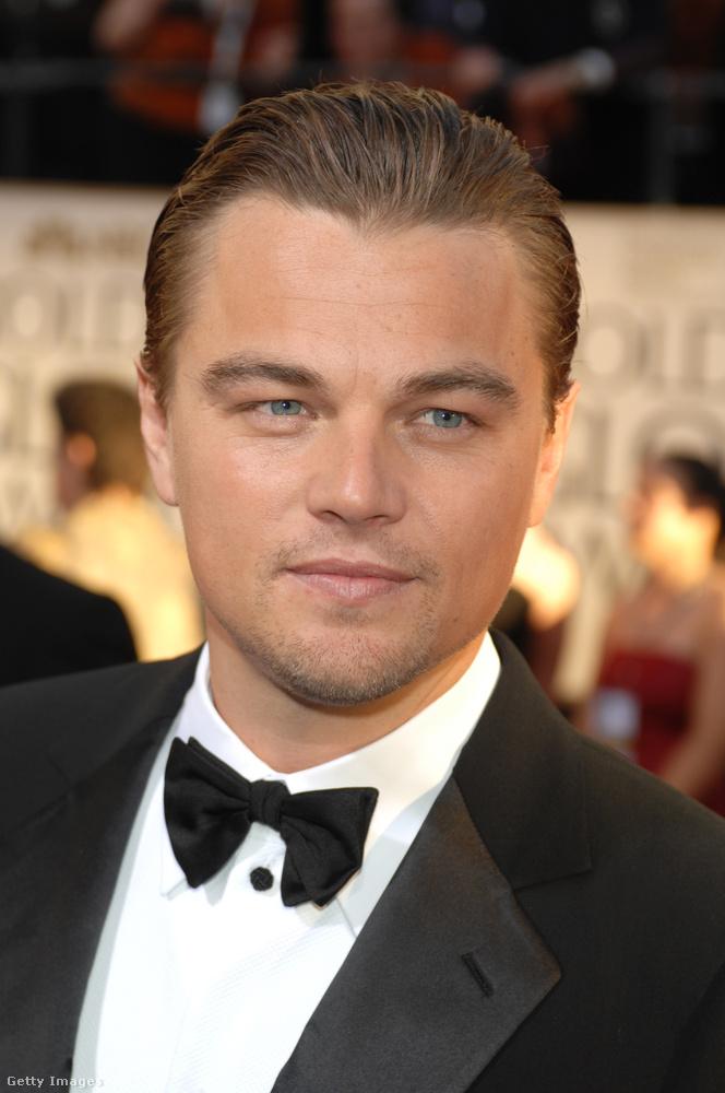Ebben az évben DiCaprio hiába várta, hogy Oscart kapjon a Véres gyémántért