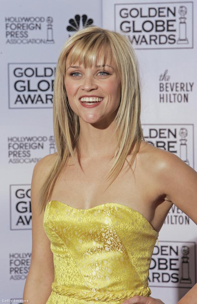 a 2007-es Reese Witherspoonhoz képest a 2017-es nem csak sikeres színésznő, hanem három gyerek anyja és több jól menő vállalkozás vezetője.