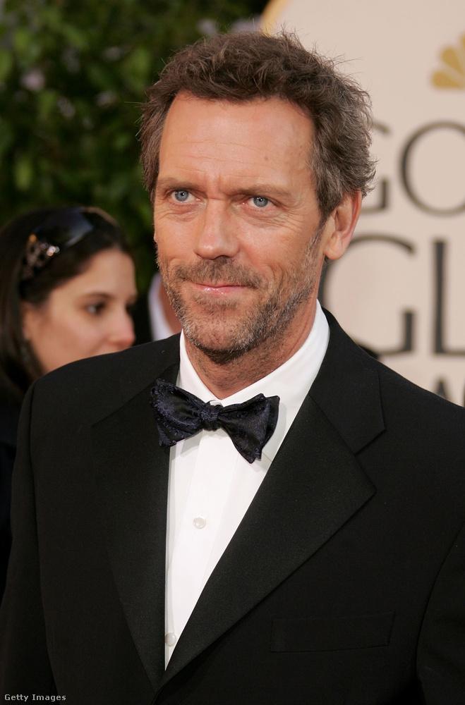 Ellenben Hugh Laurie