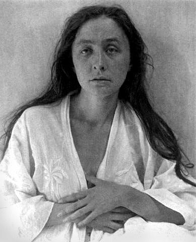 Alfred Stieglitz portréja Georgia O'Keeffe-ről