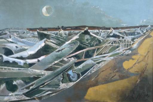 Paul Nash: Holt-tenger