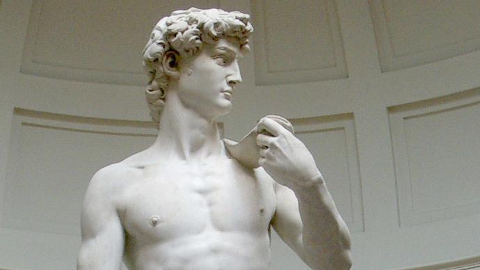 Dávid-szobor