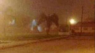 Szárnyas démonos fotóval kiáltanak világvégét Arizonában