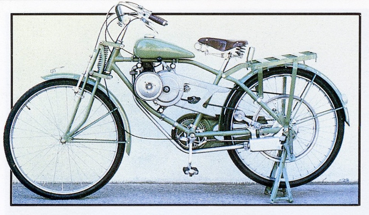 A Type, 1947