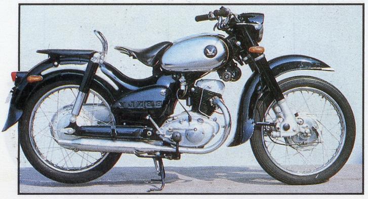 Benly JC58, 1958
