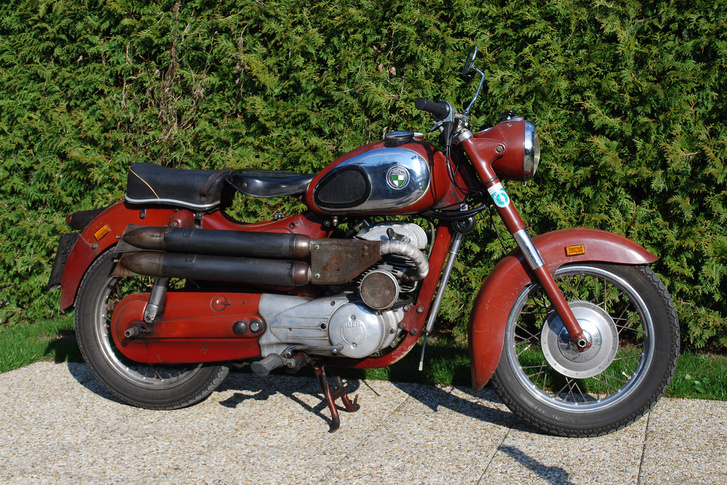 Puch SGS, 1959