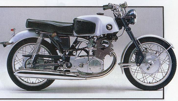Dream Super Sport CR71, 1959