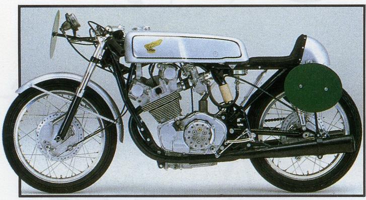 Dream CR72, 1962