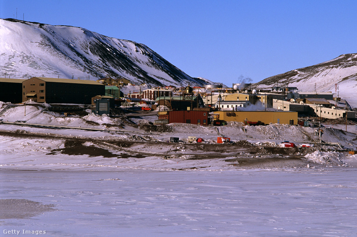 McMurdo állomás