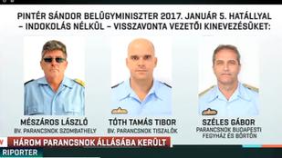 Az állásába került a börtönvezetőknek a bentről kiszivárgott mobilos videó
