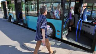 Komoly ellentét feszülhetett egy férfi és a 26-os busz között