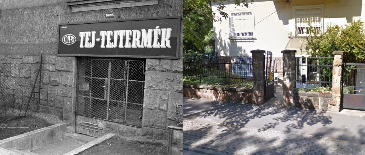 Megfejtés: Budapest XIV. Mexikói út 33.