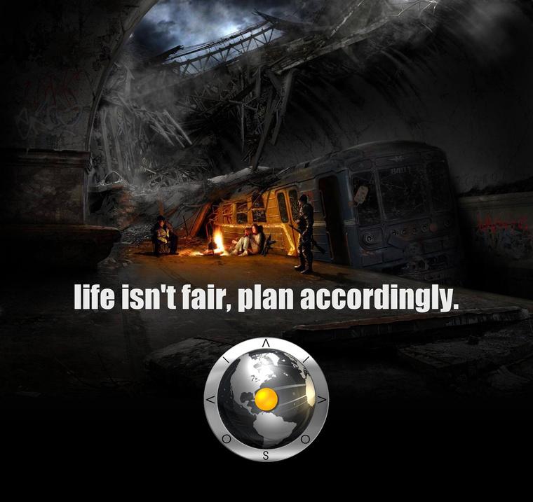 A cég reklámja mintha csak azt üzenné: ha nem akar így járni a 3-as metrón, vegyen magának bunkert