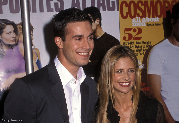 Buffy, a vámpírok réme és a srác A csaj nem jár egyedülből meg a Tudom, mit tettél tavaly nyáronból.