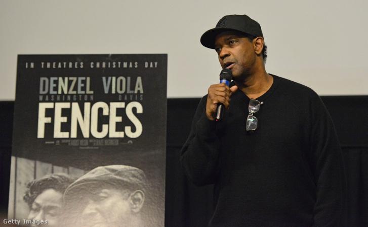 Denzel Washington (Fences)