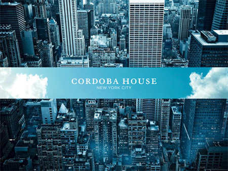 A Cordoba Initiative egyik projektje