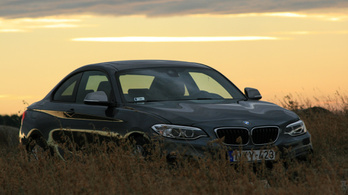 BMW M240i xDrive Coupe – 2017.