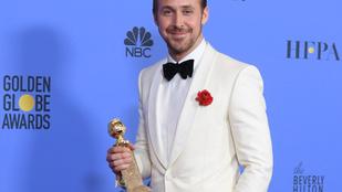 Ryan Gosling Eva Mendes rákban elhunyt testvérének ajánlotta díját