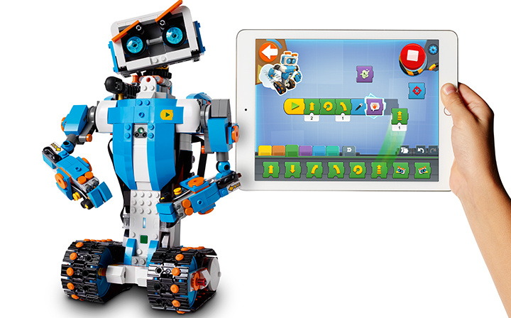 720 LEGO-BOOST tablet