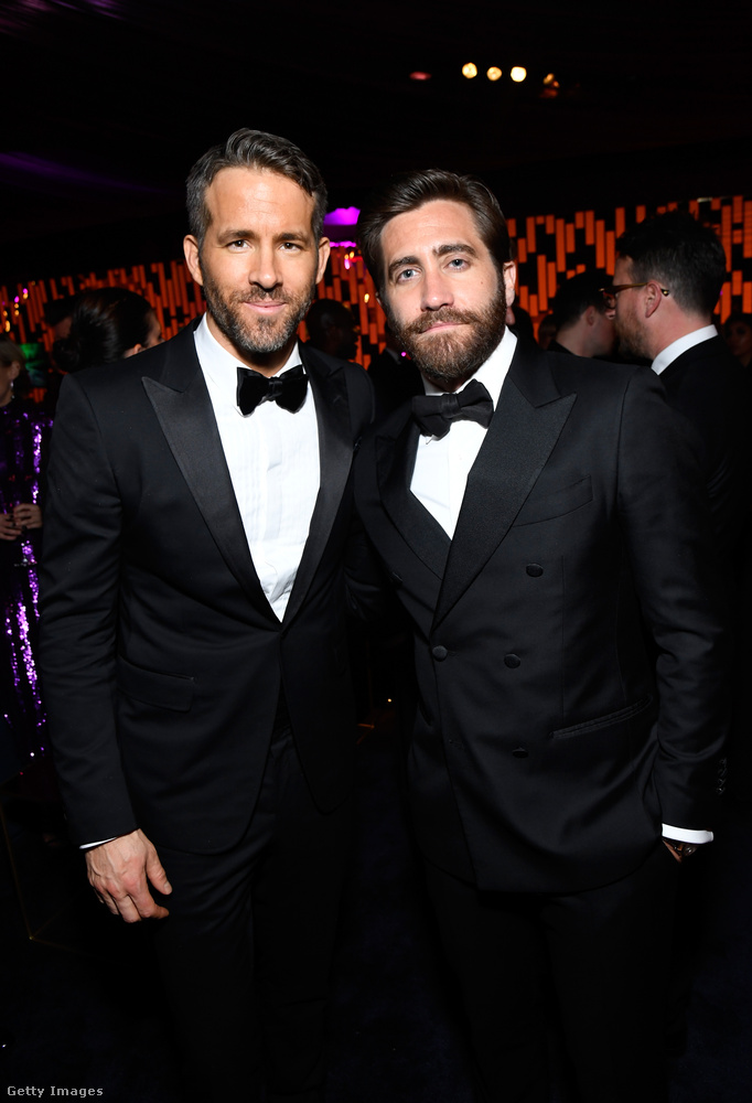 Így néznek ki egymás mellett Ryan Reynoldsszal.
