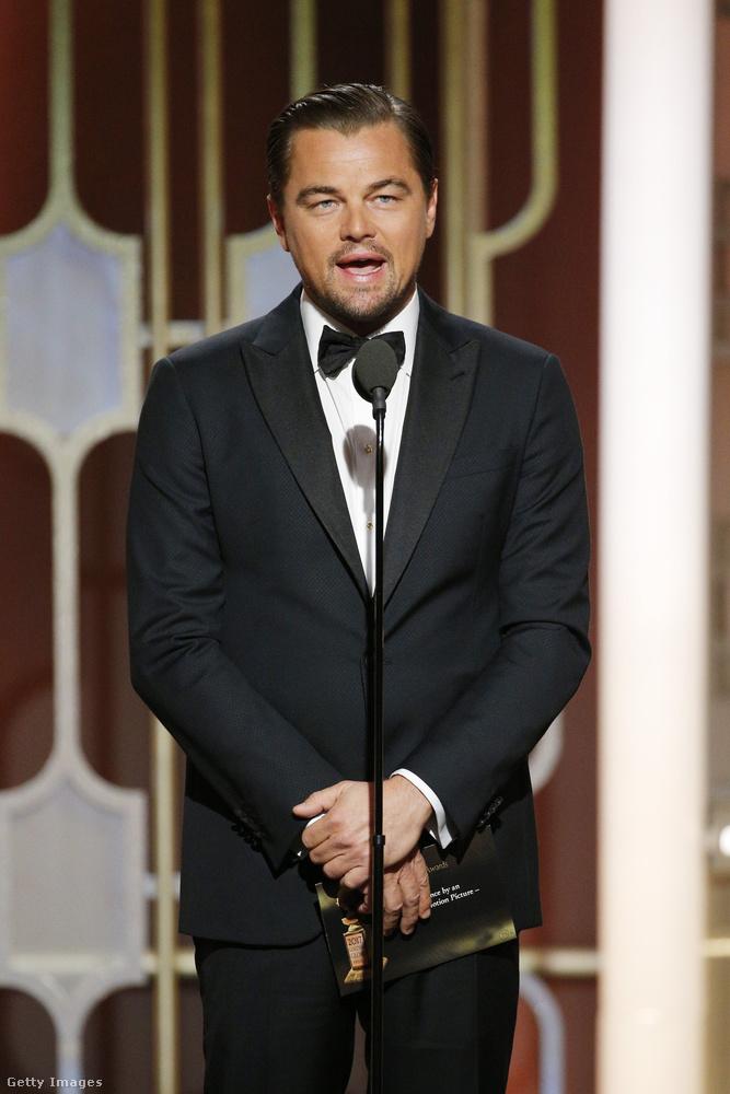 A bajsza és szakálla! Kattintson csak vissza, Brad Pittnek és Leonardo DiCapriónak tök ugyanolyan az arcszőrzete
