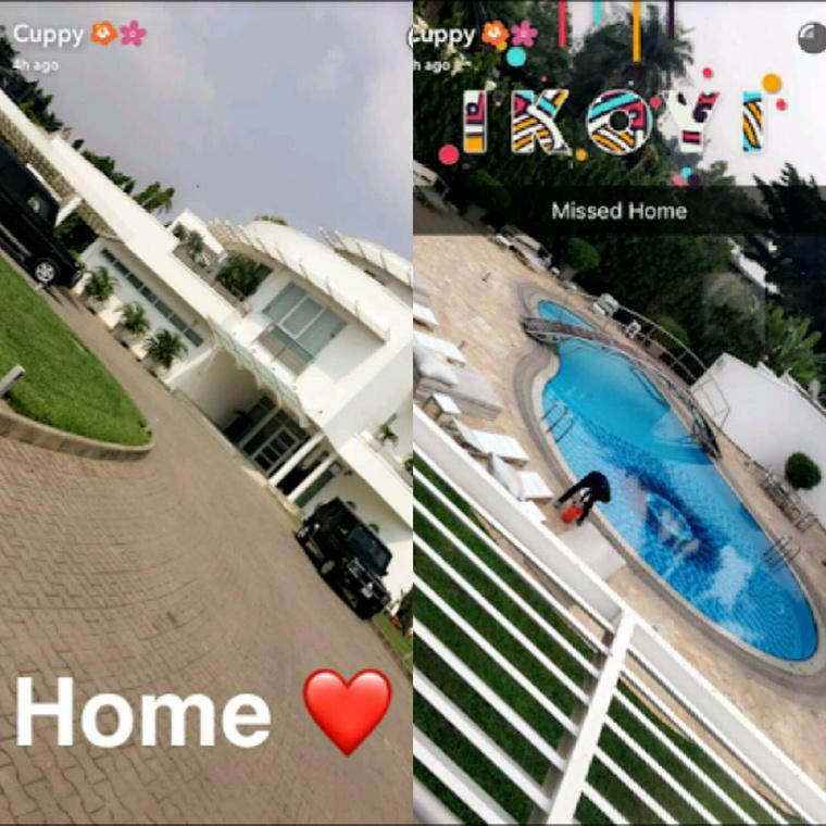 És így tér haza egy gazdag nigériai kölyök otthonába, ha már rég nem járt otthon