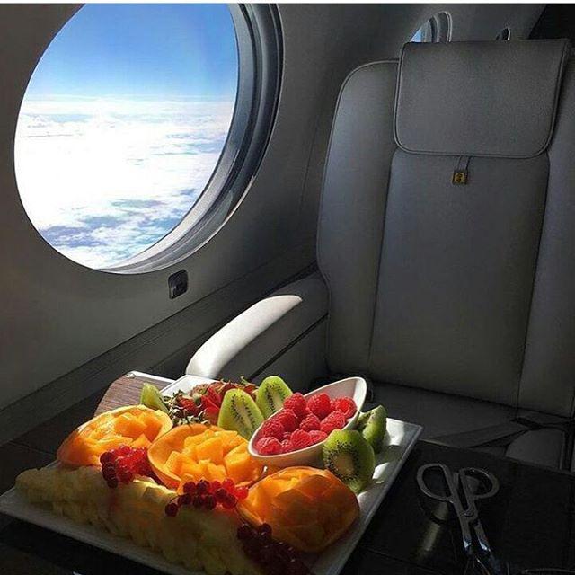Ön is ezt szokta kapni a repülőn, igaz?
