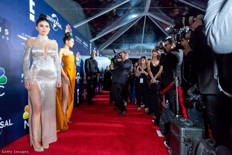 Utolsó celebgyerekeink: Kylie és Kendall Jenner
