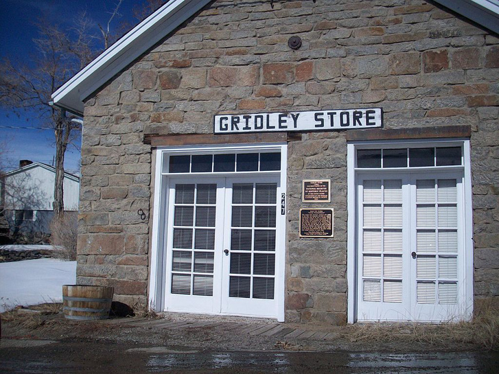 Gridley Store Austin, Nevadában