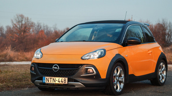 Opel Adam Rocks S 1.4 Turbo - 2017.