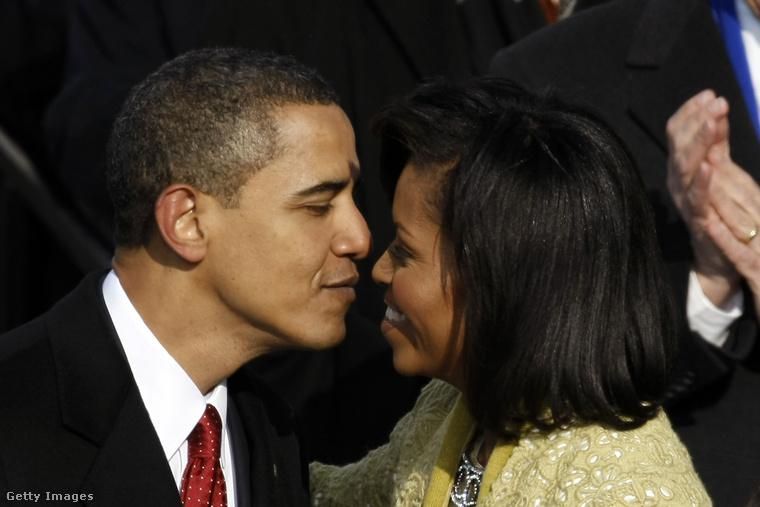 Mit volt Barack Obama első dolga, miután 2009