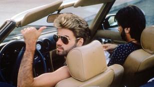 George Michael 7 év alatt 500 szeretőt tartott