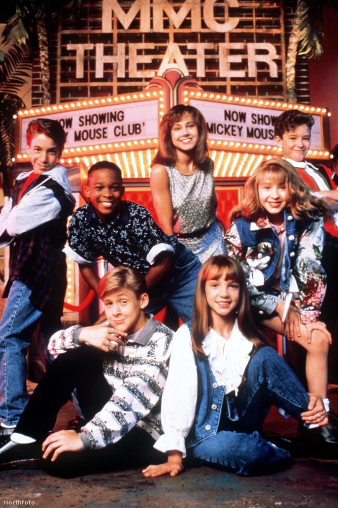 A kilencvenes évek elején már nagyon ígéretes gyerekszínészekkel szerepelt együtt a Disney Mickey Mouse Club című tévéshowjában