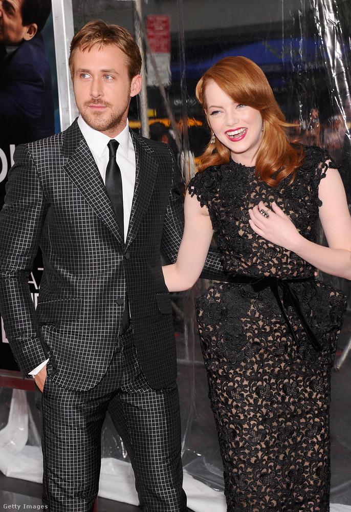 Stone és Gosling először az Őrült, dilis, szerelem, aztán a Gengszterosztag című filmekben szerepelt együtt, a Kaliforniai álom a harmadik közös munkájuk