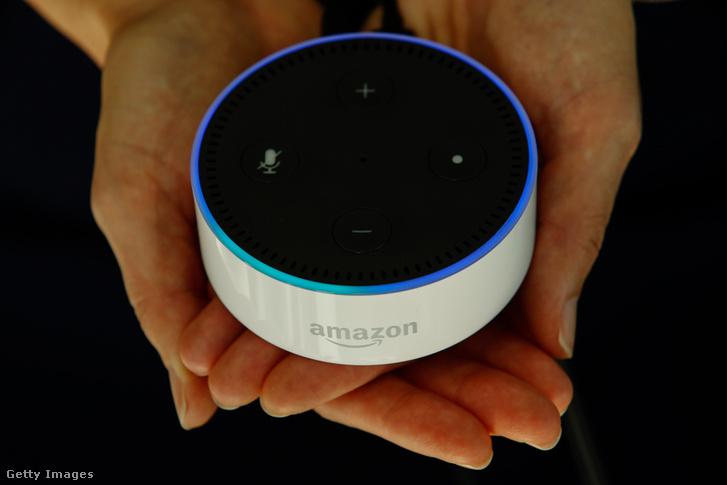 Az Amazon Echo Dot