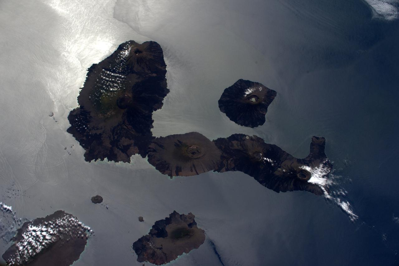 A Galapagos-szigetek.