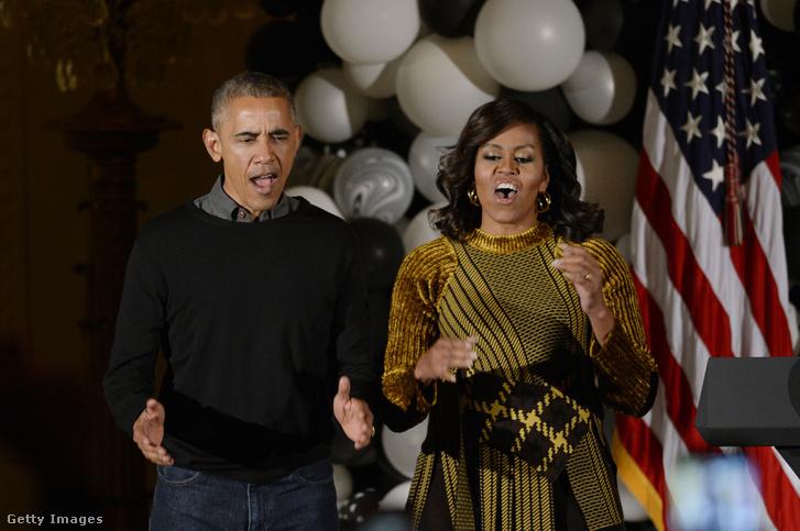 Barack Obama és Michelle Obama