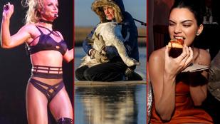 A Golden Globe dögös női, és jégbe fagyott állatok tartották lázban önöket a héten