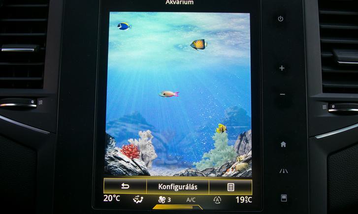 Akvárium app! Már csak a teletext hiányzik