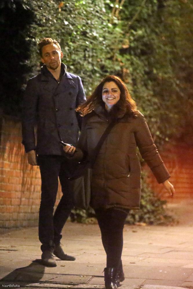 Hiddleston már tavaly szeptemberben is látták egy újabb nővel, de abból végül nem lett semmi