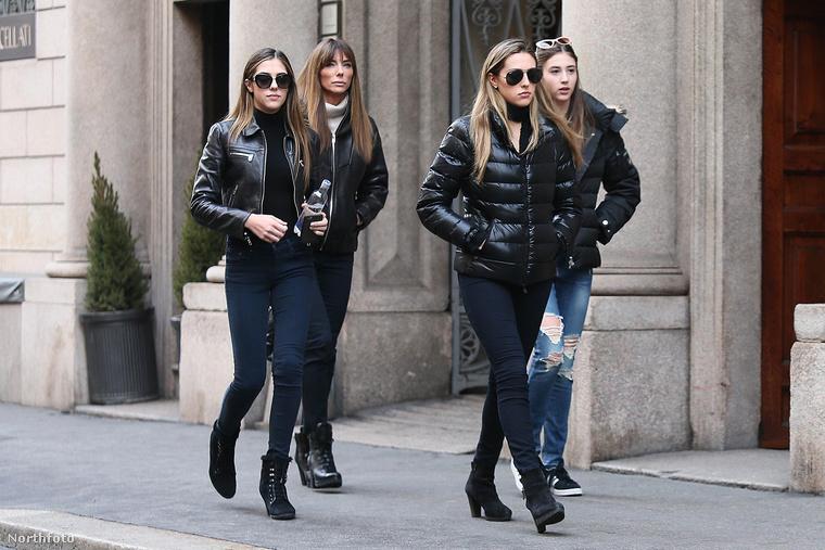 Ha esetleg Milánóban van és látja őket az utcán, ne felejtsen el közös szelfit készíteni velük!