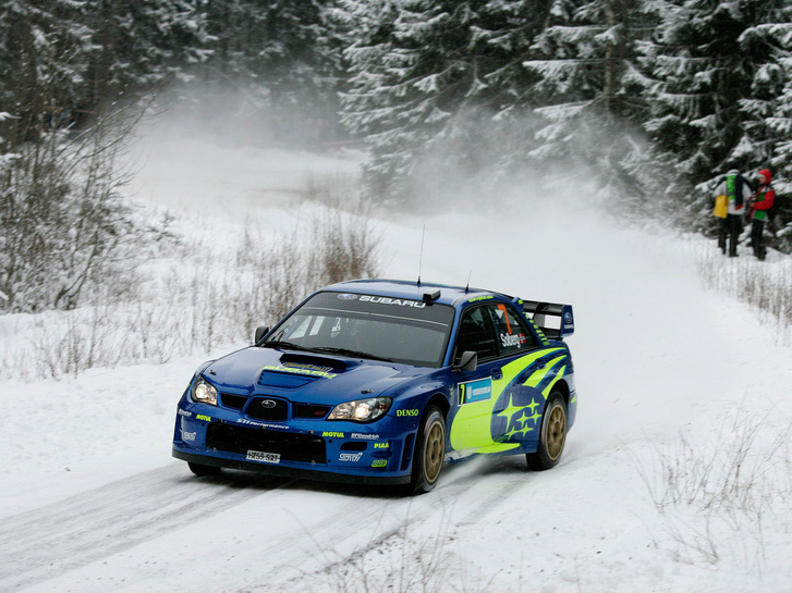 Subaru-WRC-Rally-Snow