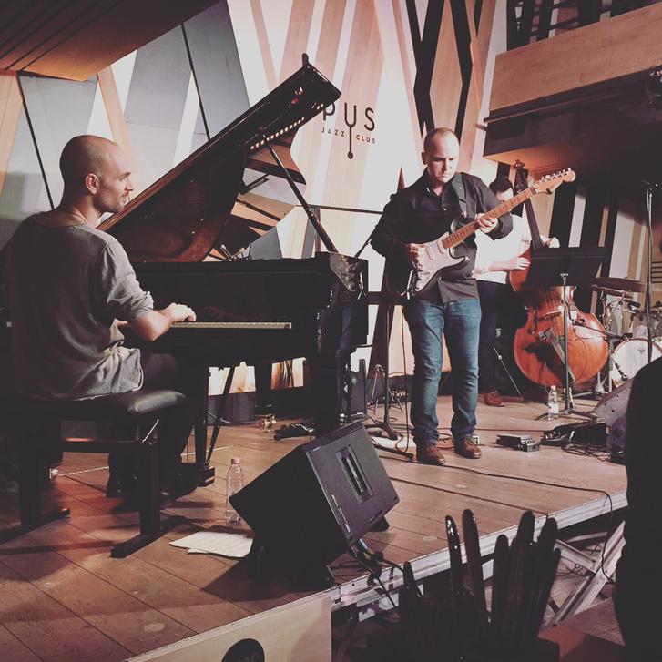 Shai Maestro és a Gyémánt Bálint Trio